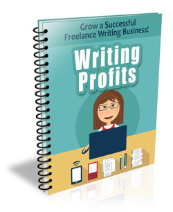 Writing Profits