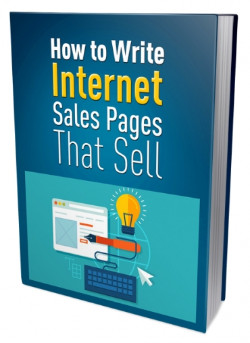 Write Internet Sales Pages That Sell