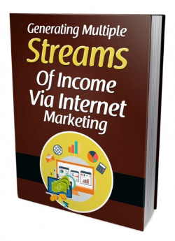 Streams Of Income Via Internet Marketing