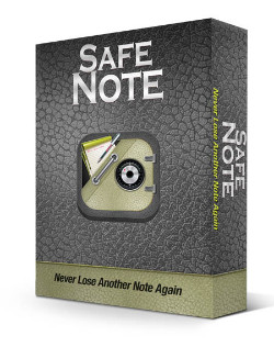 Note Locker Software