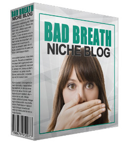 New Bad Breath Niche Blog