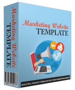 Marketing Website Template