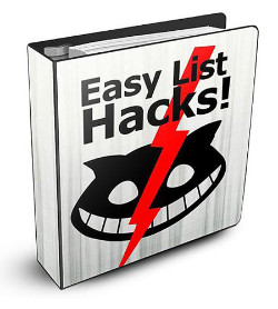 Easy List Hacks