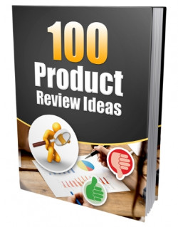 100 Product Review Ideas