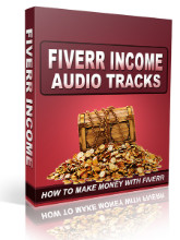 Fiverr Income Audio Tracks