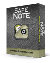 NoteLocker Software