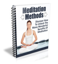 Meditation Methods eCourse